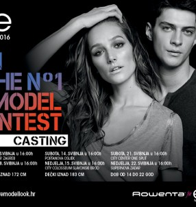 castinga Elite Model Look 2016